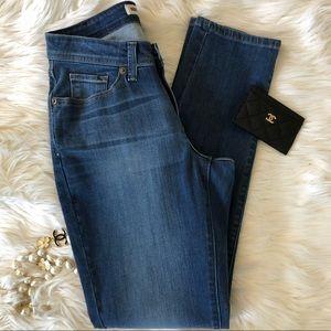 Levi's Curvy Skinny Leg Jeans